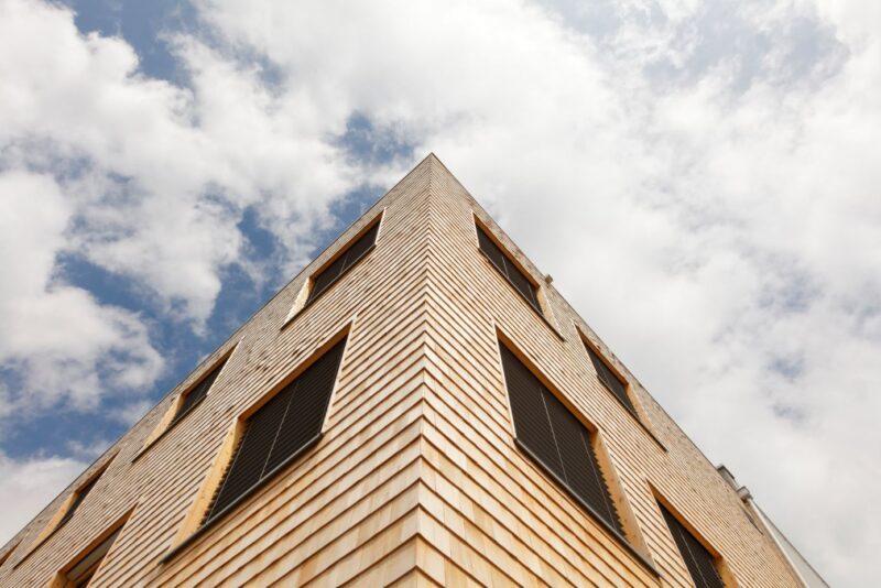 Raurica-Hauptgebäude in Muttenz